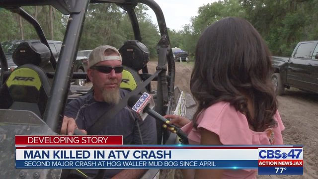 FHP Report confirms deadly ATV crash at Hog Waller Mud Bog | WJAX-TV