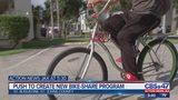 Push to create new bike-share program