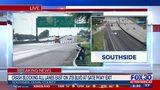 Crash blocking lanes at JTB, Gate Parkway