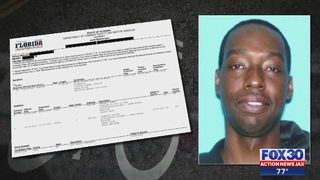 Hit-and-run suspect has past arrest