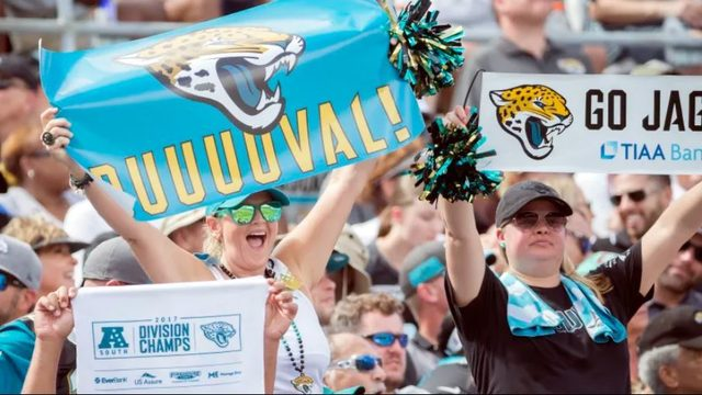 Jacksonville Jaguars issue call for 'DUUUVAL' fan stories