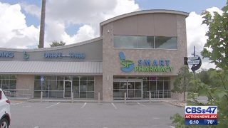 Local pharmacy accused of putting anti-psychotic drugs in pain creams