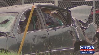 Two women thrown from car during police chase, JSO says