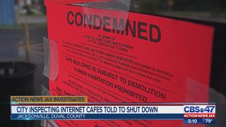 City: Four internet cafés found operating in post-shutdown inspection