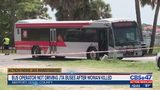 Bus operator not driving JTA buses after woman killed
