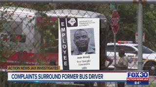 Bus driver employed for 12 years had 7 complaints