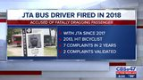 JTA bus driver fired in December, hired again in January