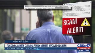 Atlantic Beach Police Department warns of new scam