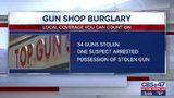 St. Johns County gun shop burglary
