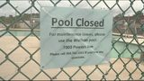 Four of Jacksonville's public pools are still closed, more than a month after they were supposed to open for the summer.