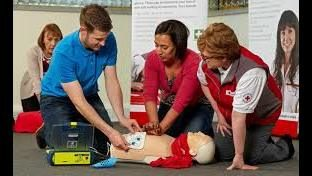 American Red Cross: CPR classes in Jacksonville