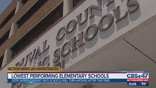 40 local elementary schools considered low-performing, FDOE says