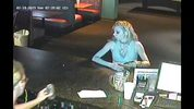Theft suspect at Park Avenue Billiards in Orange Park