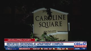Person taken to hospital after incident at Fort Caroline Square apartment complex