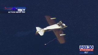 Man injured after float plane crash in Putnam County