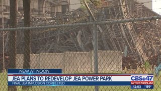 JEA plans to redevelop JEA power park