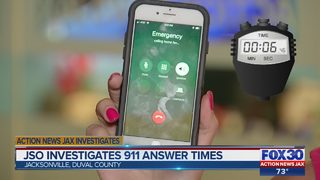 Action News Jax investigates 911 answering times
