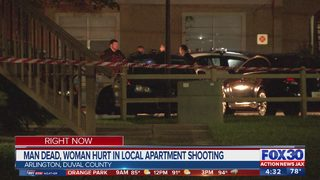 Police investigate deadly, double shooting at Arlington apartment complex