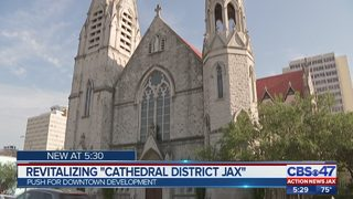 Revitalizing Cathedral District Jax