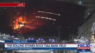 The Rolling Stones Rock TIAA Bank Field
