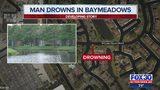 Man drowns in Baymeadows
