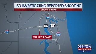 JSO: Reported person shot on Wiley Road