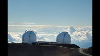 Opponents of giant Hawaii telescope launch protest march