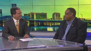 Congressman Al Lawson discusses his legislative plans to improve local lives