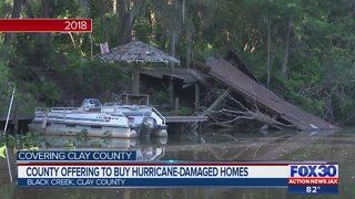 County offering to buy hurricane-damaged homes