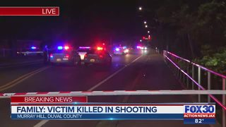 Family: Victim killed in shooting