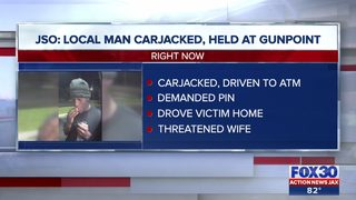 Local man kidnapped, wife held at gunpoint with kids home