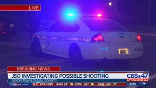 Police investigating shooting on Nixon Street