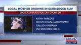 Submerged SUV drowning prompts safety concerns
