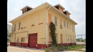 PHOTOS: Plans for Old Fire Station No. 5 near downtown Jacksonville up in the air