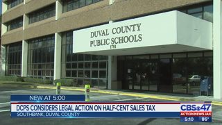 DCPS considers legal action on half-cent sales tax