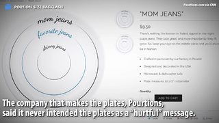 Your Daily Pitch News Minute: Portion size backlash