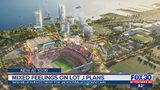 Mixed feelings on Lot J plans, $450 million investment for Jacksonville Downtown