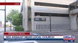 Sex assault near local church