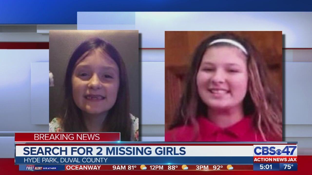 JSO: Missing Jacksonville sisters found safe after ordering Uber