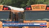 Keeping kids safe on school buses