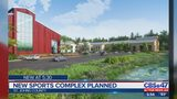 New sports complex planned