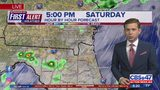 First Alert Forecast: Saturday, August 17 - Morning