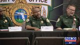 Sheriff Darryl Daniels apologizes to wife, talks FDLE investigation, in Clay town hall
