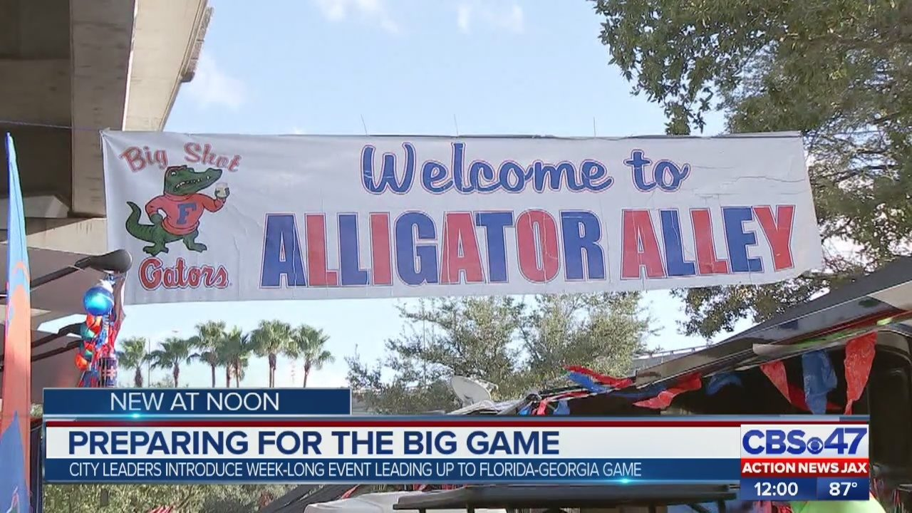 FLORIDA GEORGIA BASH 2019: City leaders plan fan activities for Florida-Georgia to help fill entertainment gap in downtown