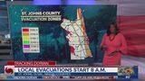 Hurricane Dorian evacuations start at 8 a.m.