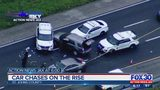 Car chases on the rise