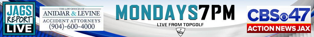 Action Sports Jax: Jags Report Live presented by The Law Offices of Anidjar and Levine