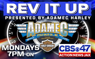 Rev It Up Presented by Adamec Harley Mondays on CBS47