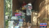 99,440 pounds of supplies collected for Hurricane Dorian victims