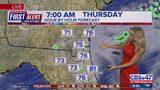 First Alert Forecast: Thursday, September 12th - Morning